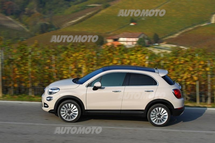Fiat 500X 1.4 T-Jet 120 CV GPL S-Design City (2)