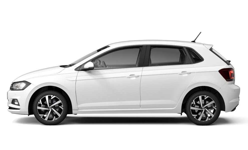 Volkswagen Polo 1.6 TDI 5p. Comfortline BlueMotion Technology (2)