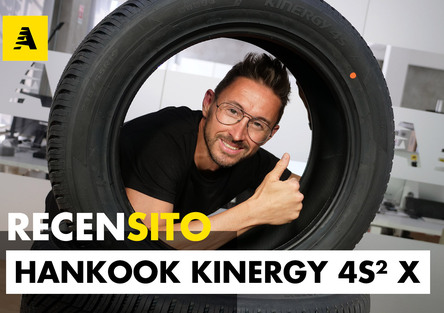 Hankook Kinergy 4S2 X. Recensito... long test!