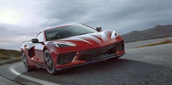 Ecco la nuova Chevrolet Corvette Stingray 2020