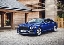 Bentley Flying Spur First Edition: infinite personalizzazioni