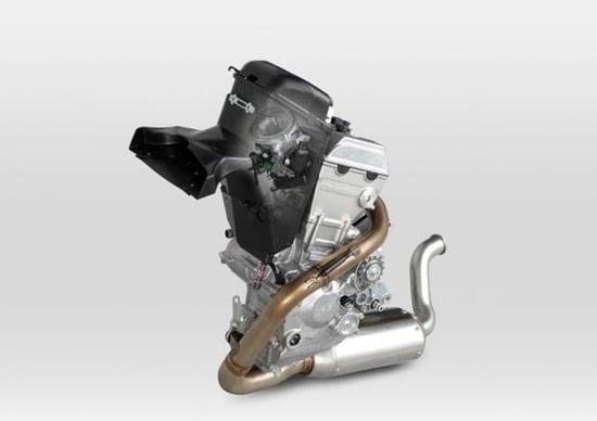 Arriva la nuova Honda NSF250R per la classe Moto3