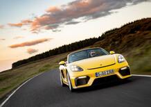 Porsche Boxster Spyder 2019 | 420 CV senza compromessi [Video]
