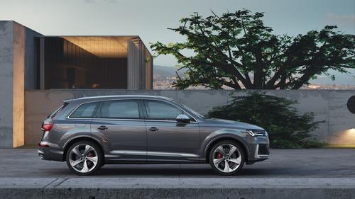 Audi SQ7, svelato il restyling (9)