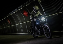 Moto Guzzi Night Pack, la V7 Stone Full LED