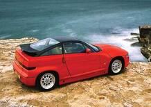 Buon compleanno SZ: trenta anni dalla nascita della rara Alfa Romeo coupé