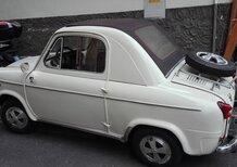 Vespa 400: lo scooter che si credeva un'auto