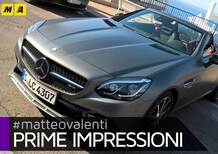 Mercedes-AMG SLC 43 [Video]