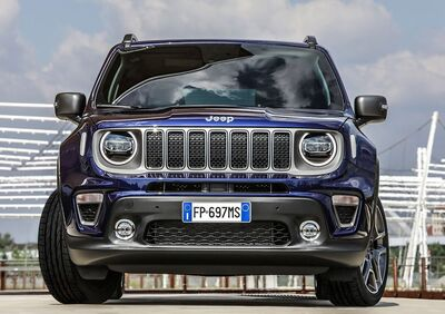 JEEP RENEGADE CHIAVE SCARICA