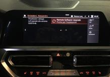 Aggiornamento centraline auto da remoto: BMW avvia l'upgrade online per il software di tutte le ecu