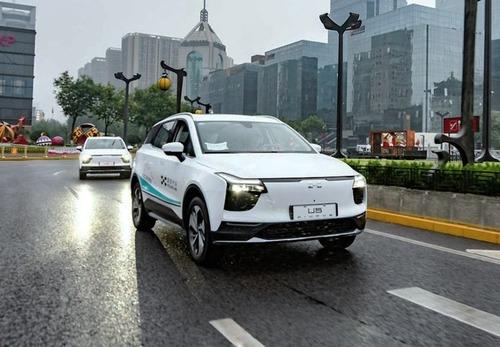 """SUV """"come il Q5"""" però elettrico, economico e super affidabile? U5 (cinese) [video] (5)"""