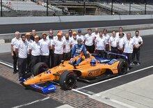McLaren Chevrolet nella stagione IndyCar 2020: per Alonso (o altra wild card) solo 500 Miglia