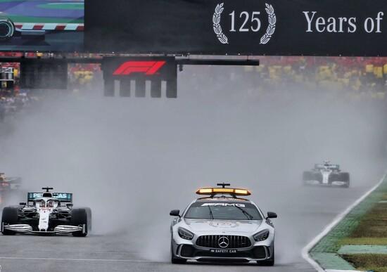GP Germania F1 '19 Hockenheim: intervista al pilota della Safety Car