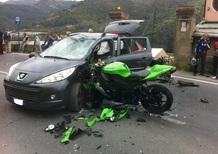 Meno morti in moto, ma di più con i ciclomotori
