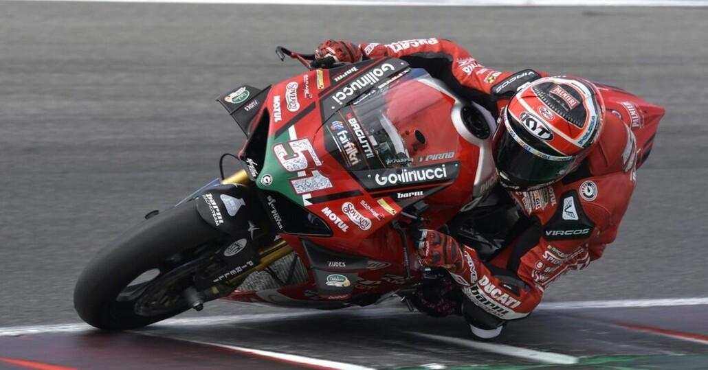 CIV a Misano. Pirro allunga in Superbike