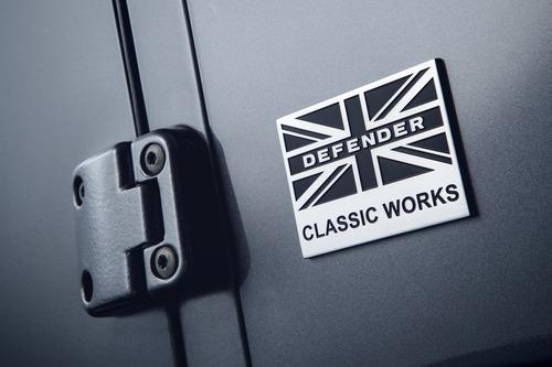 Land Rover Defender, gli accessori per renderla più sportiva (3)