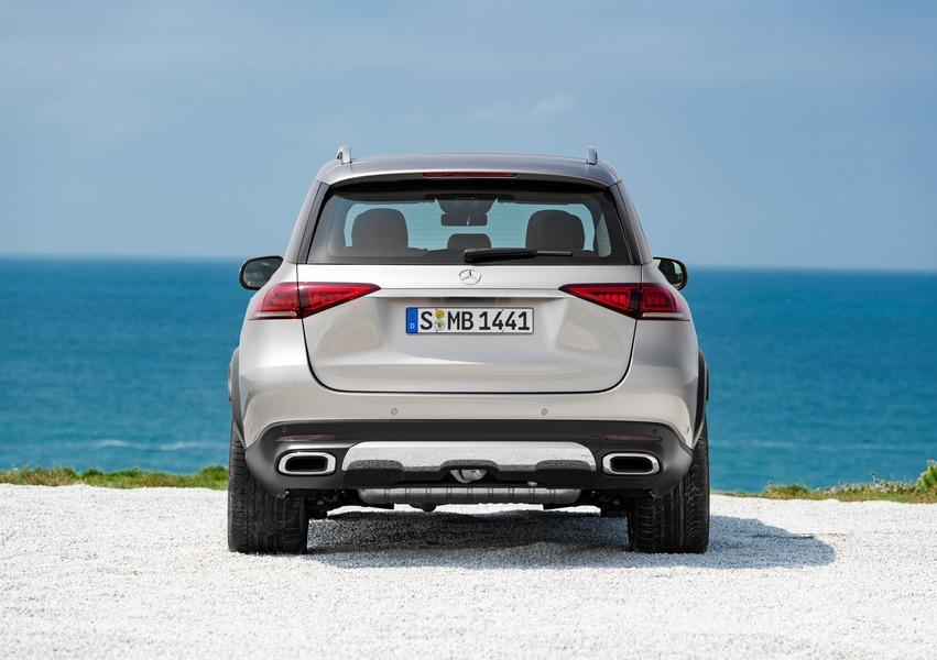 Mercedes-Benz GLE suv 300 d 4Matic Executive (5)