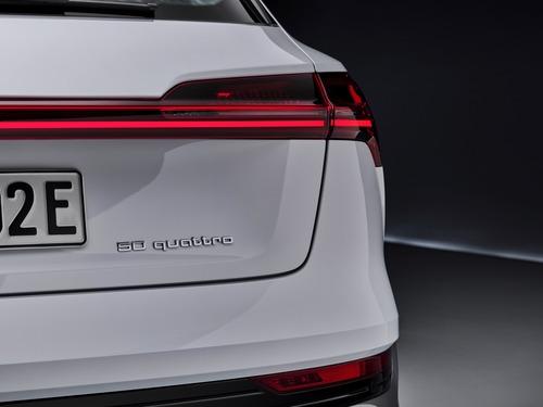 Audi e-tron, in arrivo la 50 quattro da 313 CV (7)