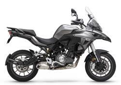 Benelli TRK 502 ABS (2017 - 20) nuova
