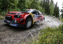 WRC 2019 Finlandia. Si parte, ma è ancora rotocalco Ogier!