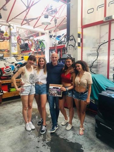 Ciapa la Moto per Garage Italia, un successo (4)