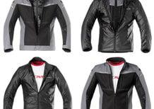 Clover: giacca estiva Netstyle