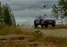 WRC 2019 Finlandia. Tutto in 2 secondi. Latvala-Meeke, Toyota, Tanak dietro a Lappi