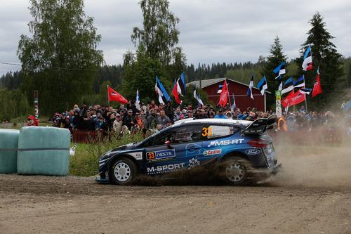 WRC 2019 Finlandia. Il Sabato di Tanak e Toyota (3)