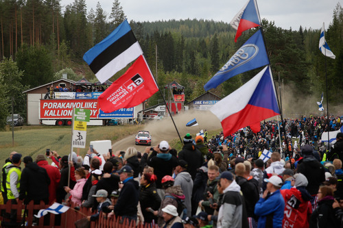WRC 2019 Finlandia. Il Sabato di Tanak e Toyota (6)