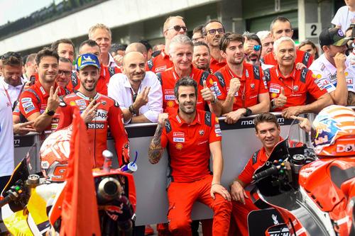 GP della Repubblica Ceca 2019. Dominio totale di Marc Marquez (2)