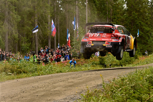 WRC 2019 Finlandia. È Tanak IV, Toyota Yaris WRC (6)