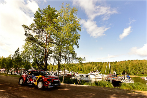 WRC 2019 Finlandia. È Tanak IV, Toyota Yaris WRC (5)