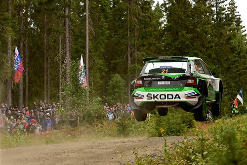 WRC 2019 Finlandia. È Tanak IV, Toyota Yaris WRC (9)