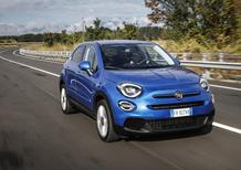 Fiat 500 X | Stop al diesel 4x4 ed alla 1.6 da 120 CV