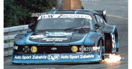 Ford Capri Zakspeed | 600 CV per le competizioni turismo
