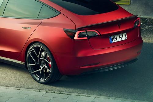 Tesla Model 3 | Novitec la rende...più sportiva! (2)