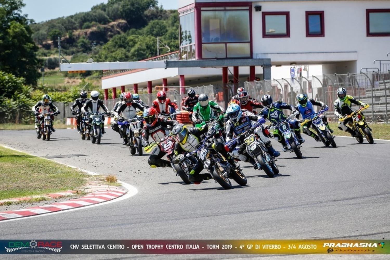 Trofei Demorace e CNV MotoAsi: un agosto racing a Viterbo