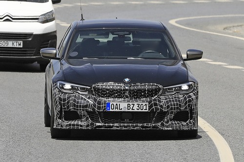 Nuova BMW Alpina B3: ecco il prototipo [Foto gallery] (4)