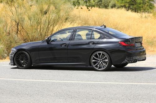 Nuova BMW Alpina B3: ecco il prototipo [Foto gallery] (7)