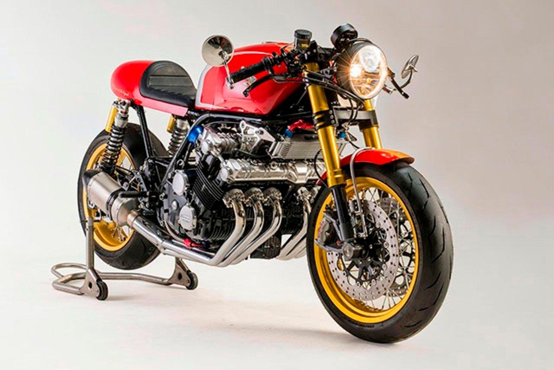 Honda CBX1000 by Mandril Garage: che bomba!