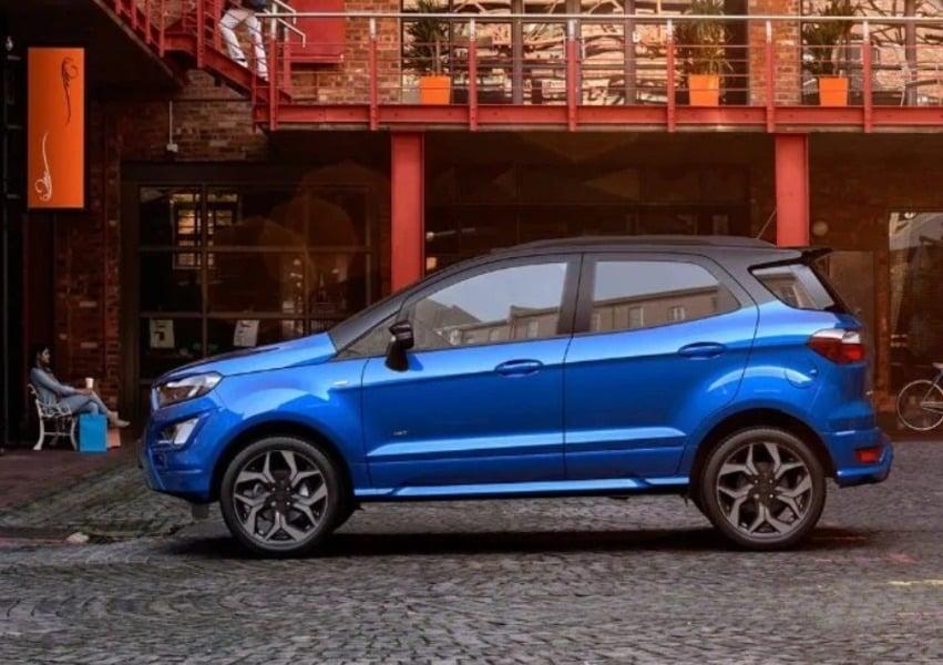 Ford EcoSport 1.0 EcoBoost 100 CV Titanium (2)