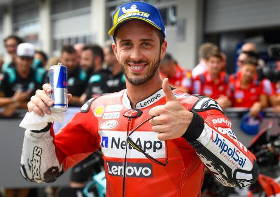MotoGP 2019 in Austria. Andrea Dovizioso: Marquez favorito. Ma non troppo...