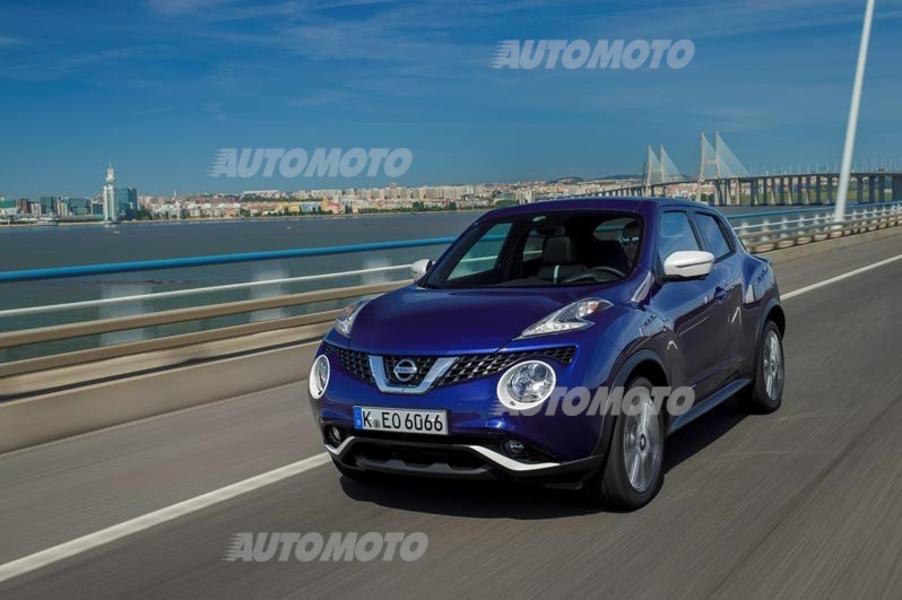 Nissan Juke (2010->>)