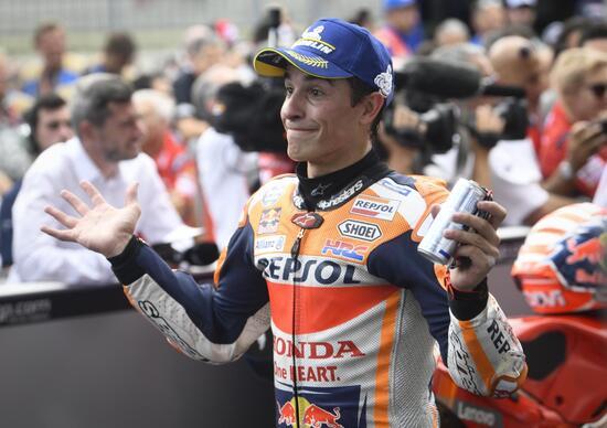 MotoGP 2019 in Austria. Marc Marquez: Conta il titolo, nessuno si ricorderà di questo GP