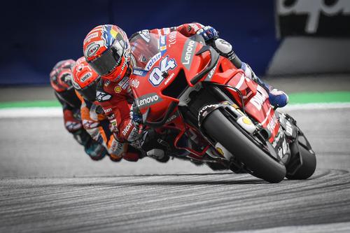 MotoGP 2019 in Austria. Andrea Dovizioso: La vittoria più bella (4)