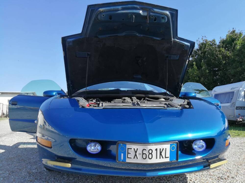 Firebird  Targa top 3.4 V6 1994  d'epoca del 1994 a Pesaro (2)