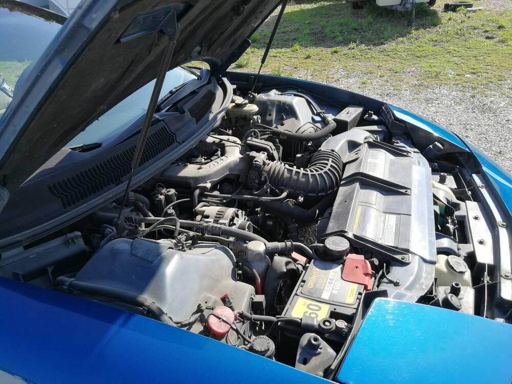 Firebird  Targa top 3.4 V6 1994  d'epoca del 1994 a Pesaro (5)