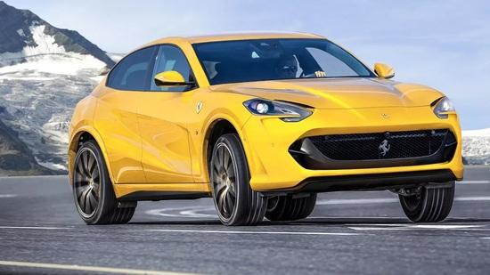 Nuovo SUV Ferrari, è Purosangue ma ibrido nel motore e nella carrozzeria