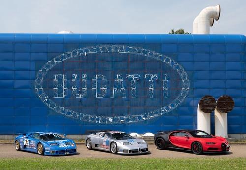 Bugatti EB110 | A Pebble Beach 2019 una concept remake? (5)