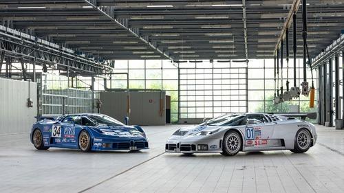 Bugatti EB110 | A Pebble Beach 2019 una concept remake? (7)